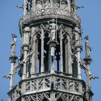 Flèche Cathédrale Amiens