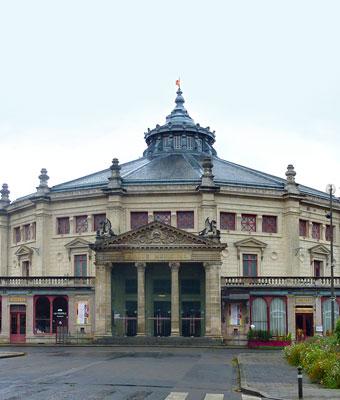 Cirque Jules Verne Amiens