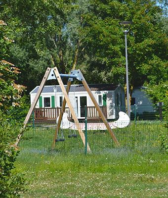 Aire de jeux camping Amiens