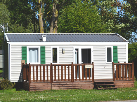 Cottage camping amiens
