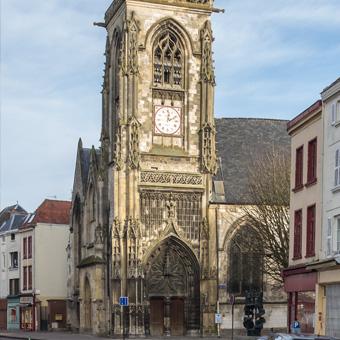 Eglise Saint Leu Amiens