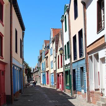 Quartier Saint Leu Amiens