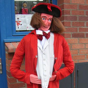 Marionnette Ch'Lafleur Amiens
