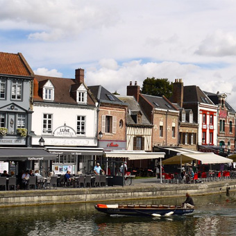 Quai Belu Amiens
