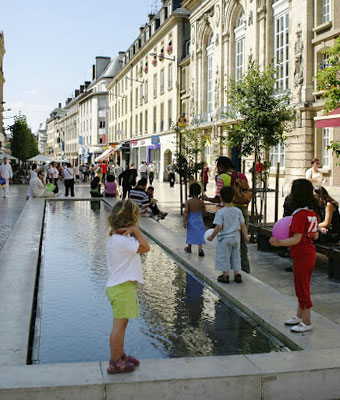 Rue des 3 cailloux Amiens